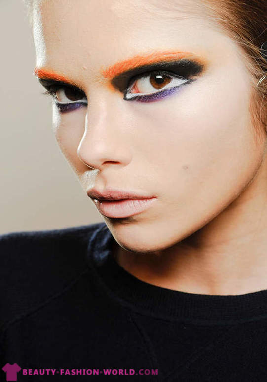 Stage Make-up trends winter 2012-2013
