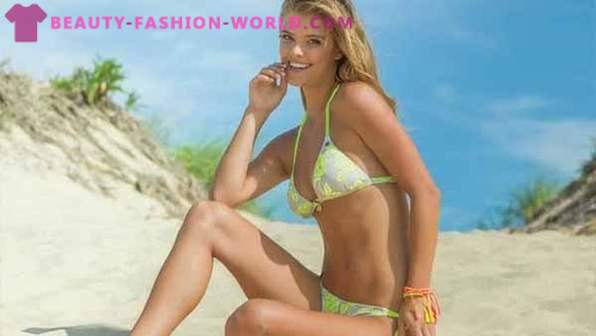 Spring-summer 2014 collection of swimwear by Banana Moon