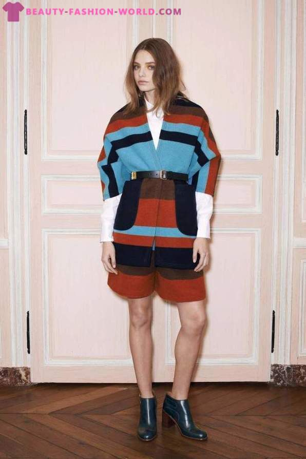 Collection of clothes from See by Chloé season Pre-Fall 2014