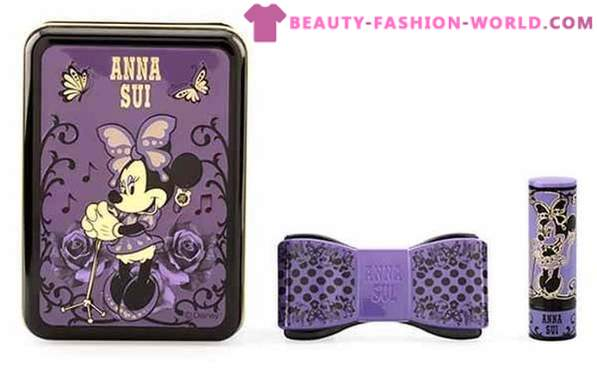 Holiday 2013 makeup collection from Anna Sui