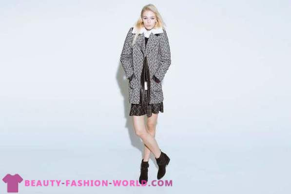Clothing Stradivarius Lookbook November 2013