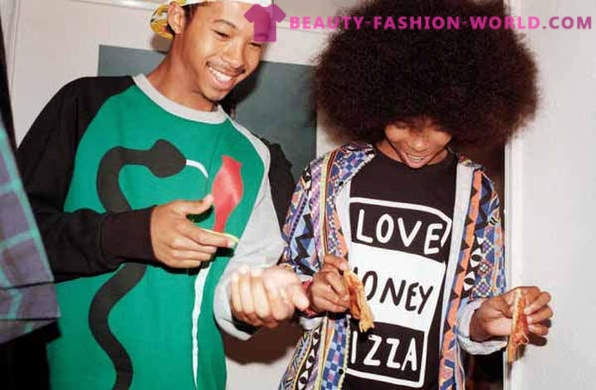 Menswear collection of Lazy Oaf Winter 2013-2014