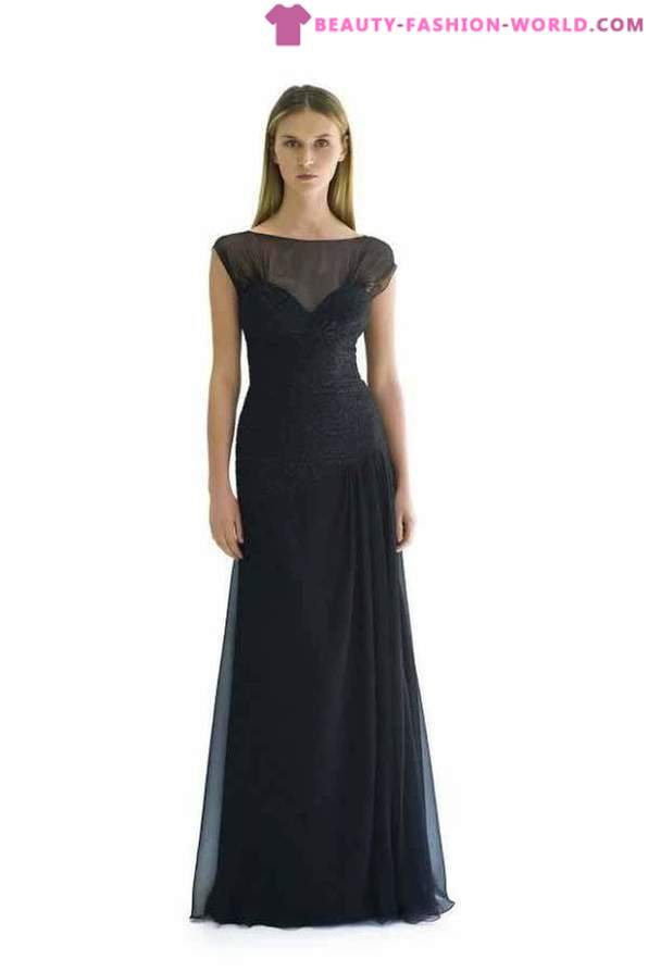 A collection of evening gowns 2013-2014 by Carlos Miele