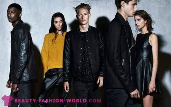 Pull & Bear clothes for the season autumn-winter 2013-2014