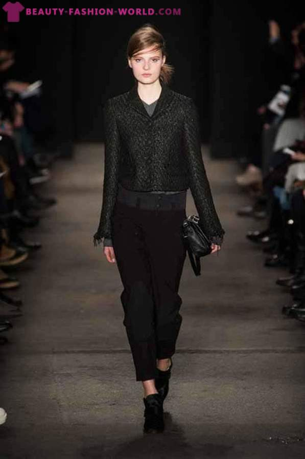 The top trends of autumn-winter 2013-2014