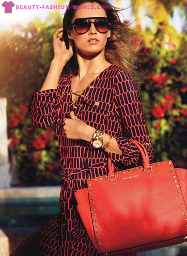 Catalog of women's clothing in 2013 by Michael Kors