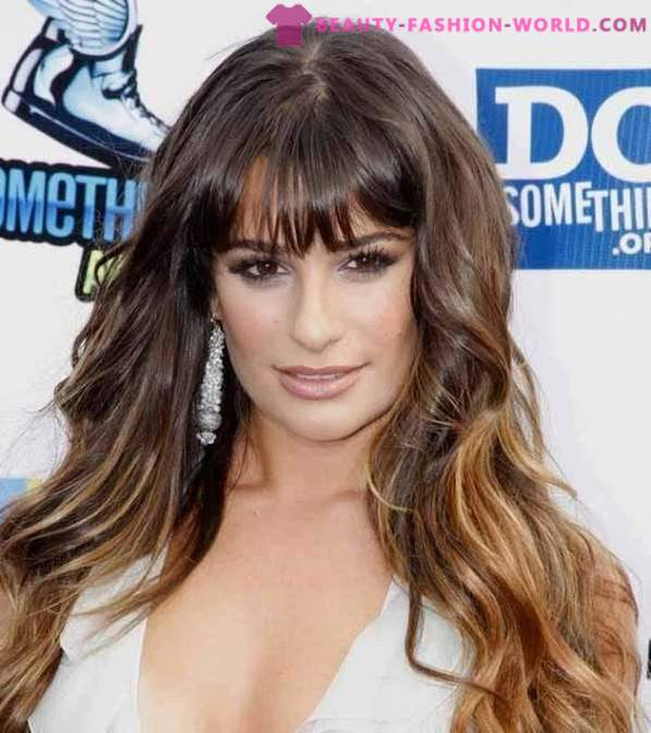 Hairstyles 2013 with bangs