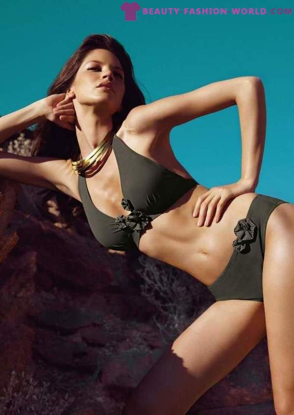 The new collection of swimwear 2013 from Aubade to the Spring-Summer