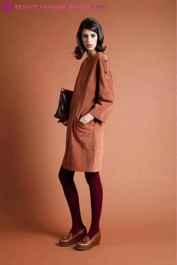 Stylish image for the spring of 2013 by A.P.C