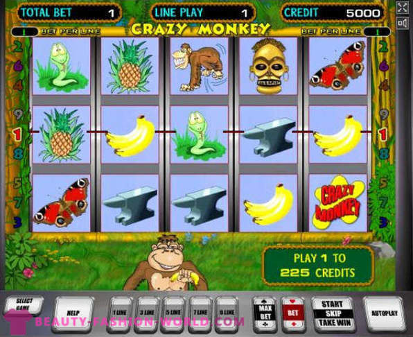Online gambling casino Germinators