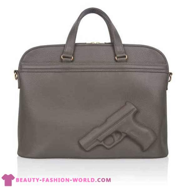 Fashionable Men's Bags by Vlieger & Vandam 2012