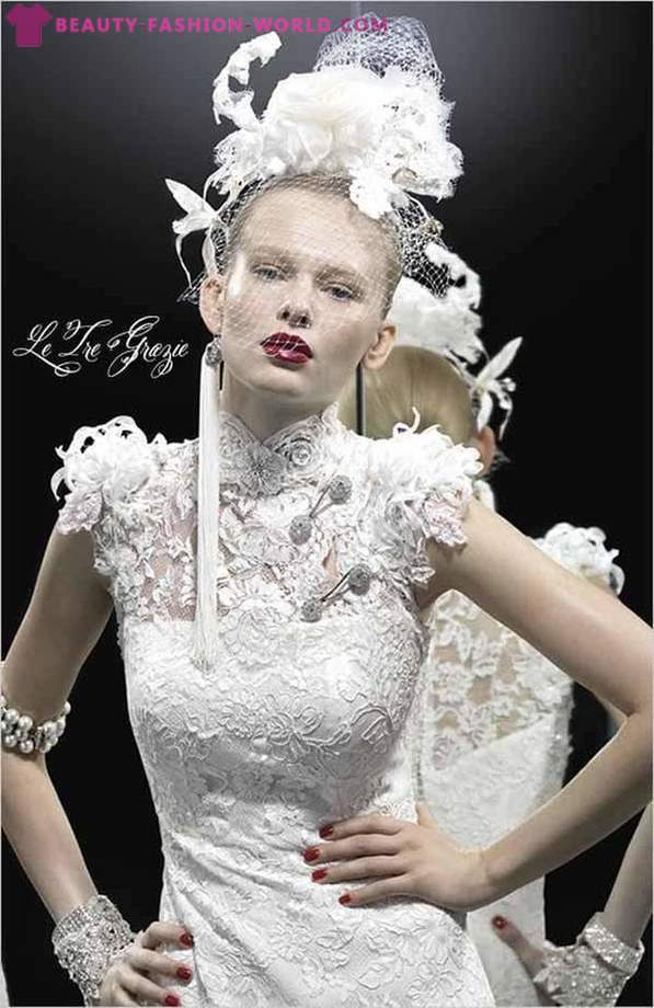 Yolan Cris collection of wedding dresses 2012