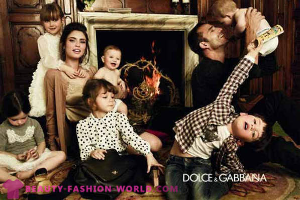 Dolce & Gabbana Collection Fall-Winter 2012-2013 children's clothing