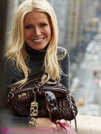 Fashionable style of Gwyneth Paltrow