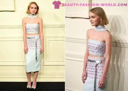 'S Style Lily-Rose Depp (photo)