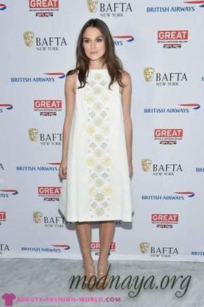Style of Keira Knightley
