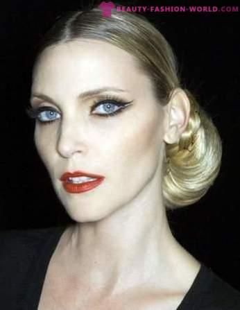 Auermann now nadja Former supermodel