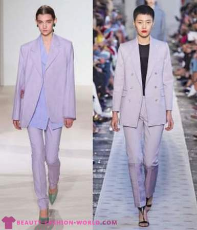 Stylish blazer - fashion trend 2018