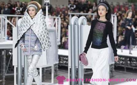Knitted fashion 2018 (photos)