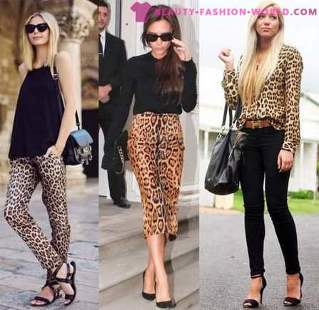 How to combine leopard print?