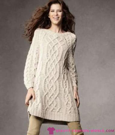 Fashion warm tunics - 2017
