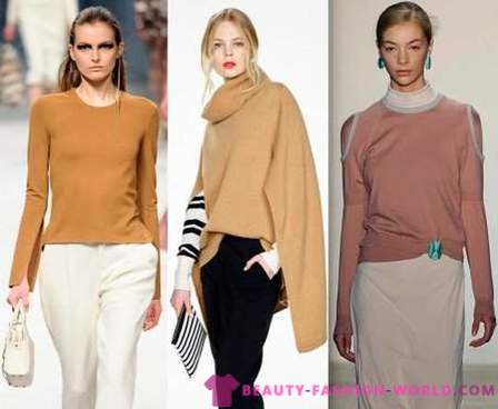 Women's fashion sweaters - 2016/2017