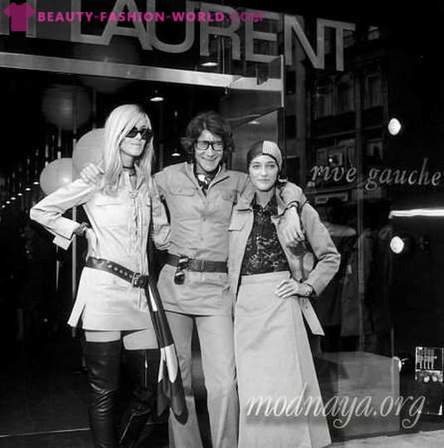 Tips from the style of Yves Saint Laurent