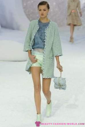 Fashionable shorts for spring