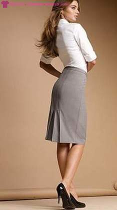 How to choose a skirt suitable for your figure type
