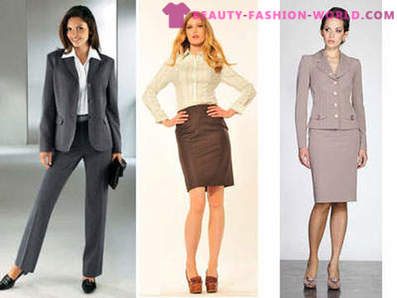 Business attire for girls (How to dress for work in the office)